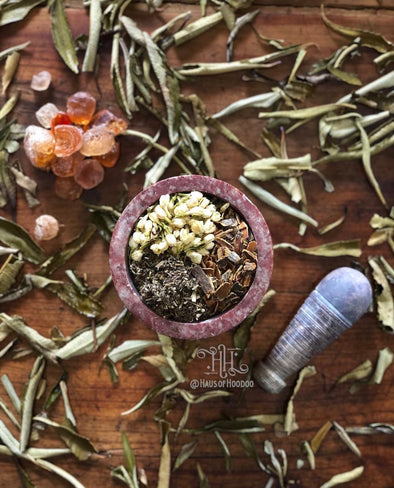 Spiritual Strength Herbs