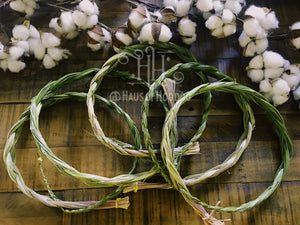 Wild Harvest Sweetgrass