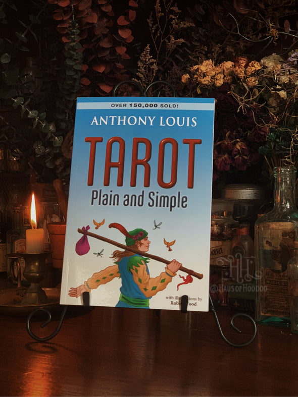 Tarot Plain and Simple (Book)
