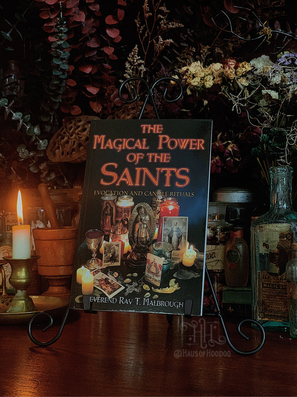 The Magical Powers of the Saints