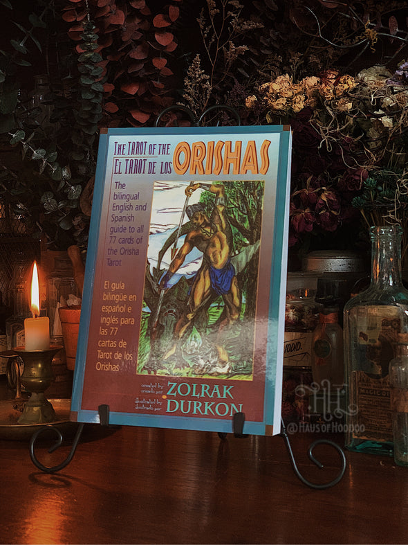 The Tarot of the Orishas Book