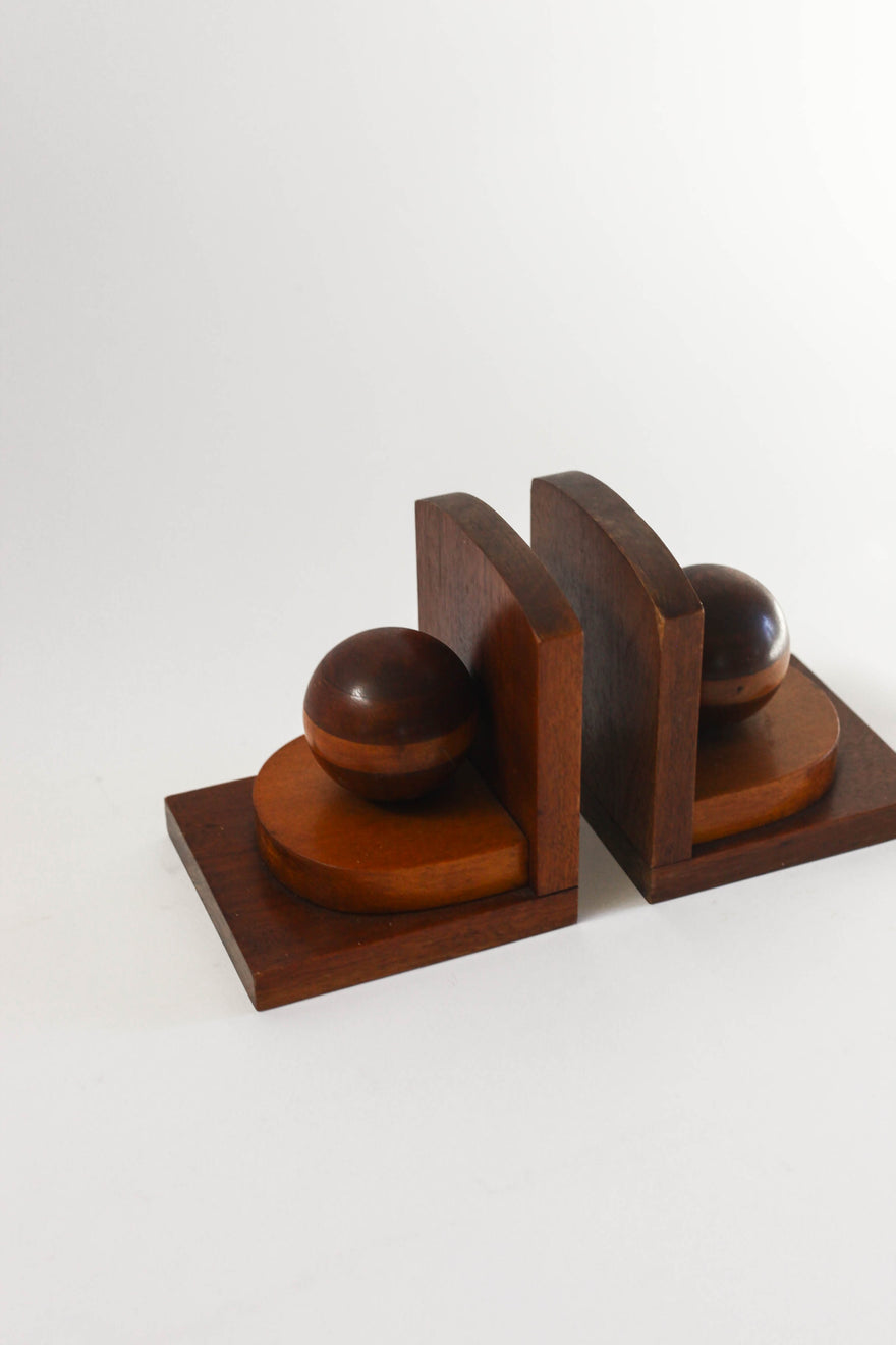 Midcentury Bookends
