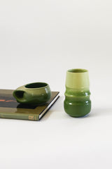Ombre Pottery Set