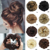 Extension cheveux chignon