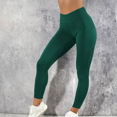 Legging fitness push up