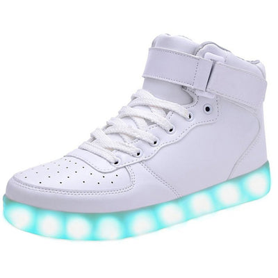 Chaussure Led Homme