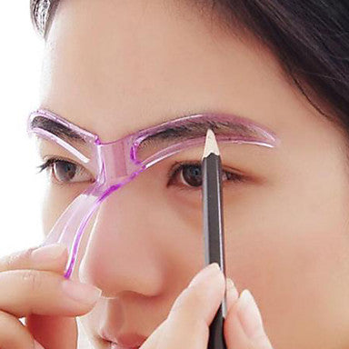 Pochoir à sourcils