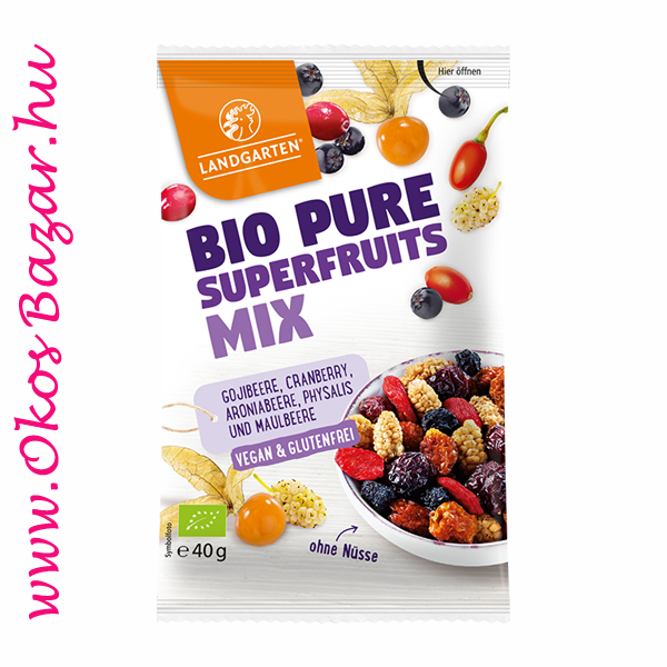 Landgarten BIO pure superfruit mix