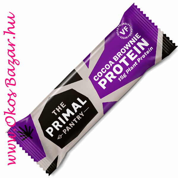 The Primal Pantry Protein Bar - Cacao Brownie
