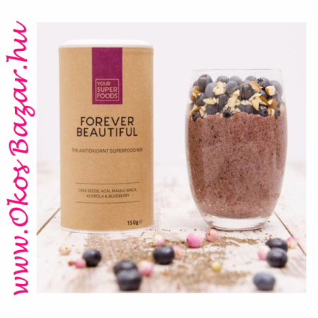 Your Superfoods Forever Beautiful szuperétel