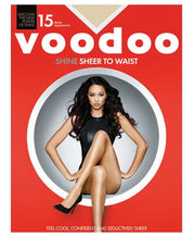 H30450 VOODOO SHINE SHEER TO WAIST JABOU