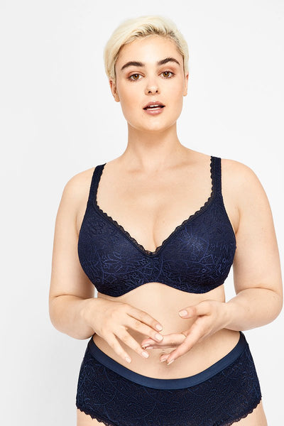 BARELY THERE LACE T-SHIRT BRA
