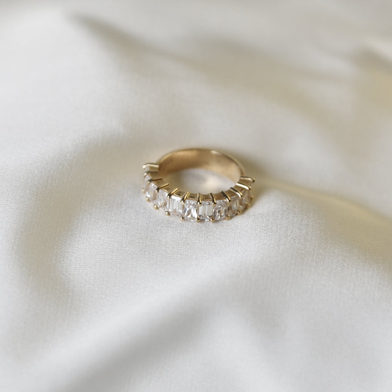 Lace  • Infinity Ring