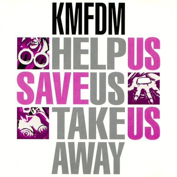 """Help Us / Save Us / Take Us Away"" Vinyl 12"" Single"
