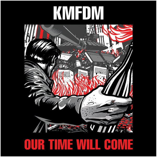 """OUR TIME WILL COME"" VINYL"