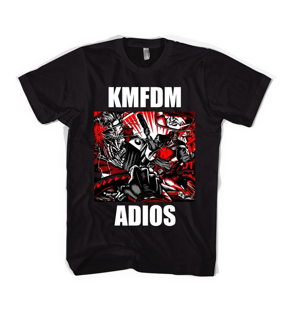 ADIOS Tee - Short-Sleeved