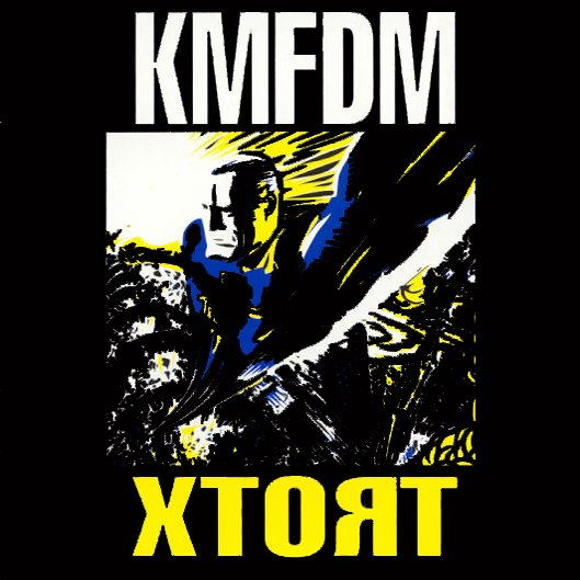 XTORT Compact Disc