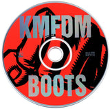 BOOTS CD - RARE SINGLE BACK IN STOCK!!!