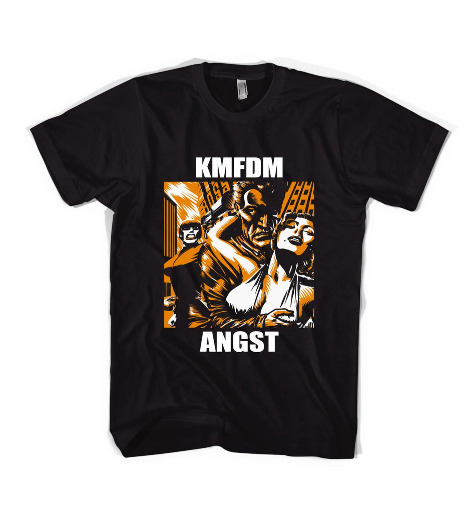 ANGST Tee - Classic Black - NEW!