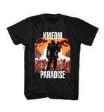 KMFDM Paradise Tee - Clean Version - NEW!!!