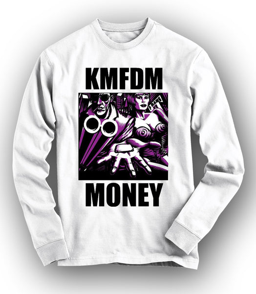 MONEY Long-Sleeved Tee