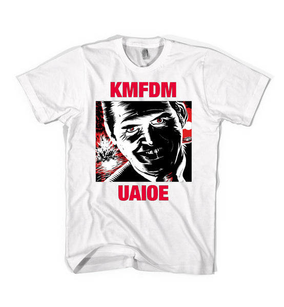 UAIOE Tee - WHITE - NEW!