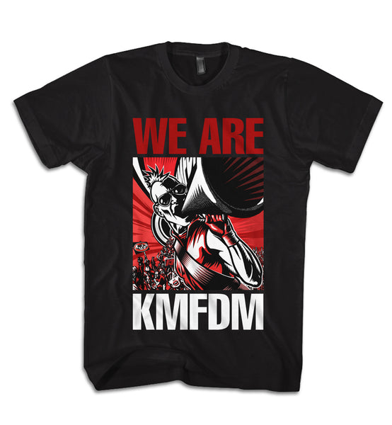 WAKMFDM 2013 Tour Tee - VERY RARE!