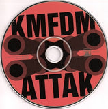 ATTAK Compact Disc - NEW!!!