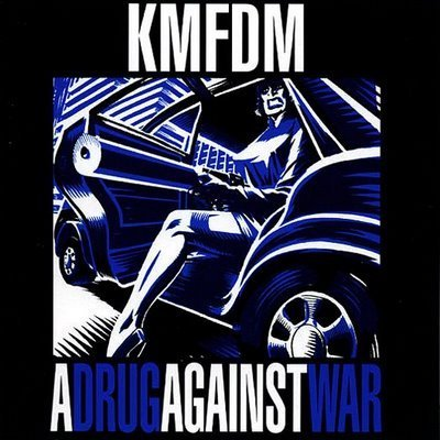 """Drug Against War"" Vinyl 12"" Single"