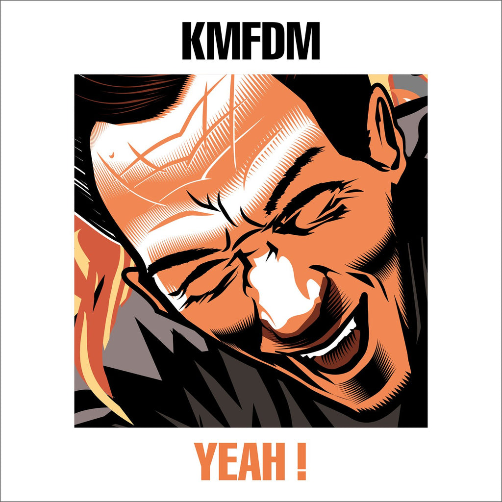 "KMFDM ""YEAH!"" Compact Disc - 5-track EP!"