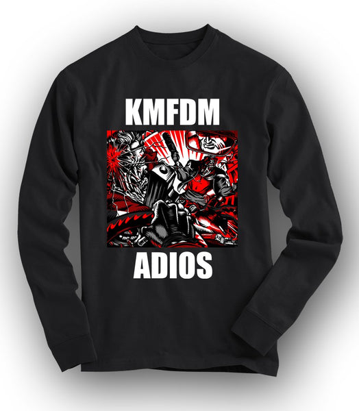 ADIOS Tee - Long-Sleeved