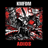 ADIOS Compact Disc - NEW!!!