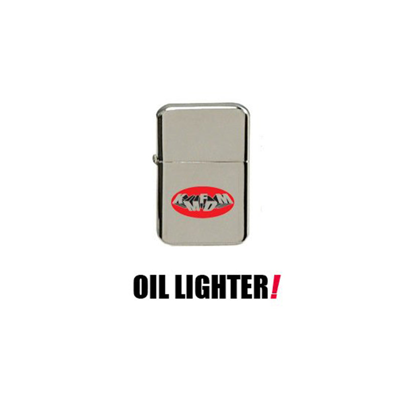 Tumbling Logo Oil Lighter - NEW!!!