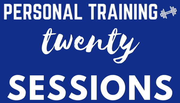 20 Personal Training Sessions - Mike Padua Jr