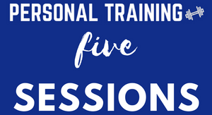 5 Personal Training Sessions - Mike Padua Jr