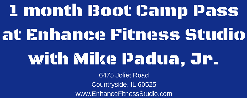 1 Month EFS Boot Camp Pass - Mike Padua Jr
