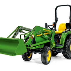 Tractor - John Deer-Total Hire