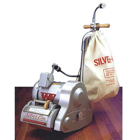 "Floor Sander 8""-Total Hire"