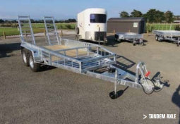 Trailer to suit 17VX-Total Hire