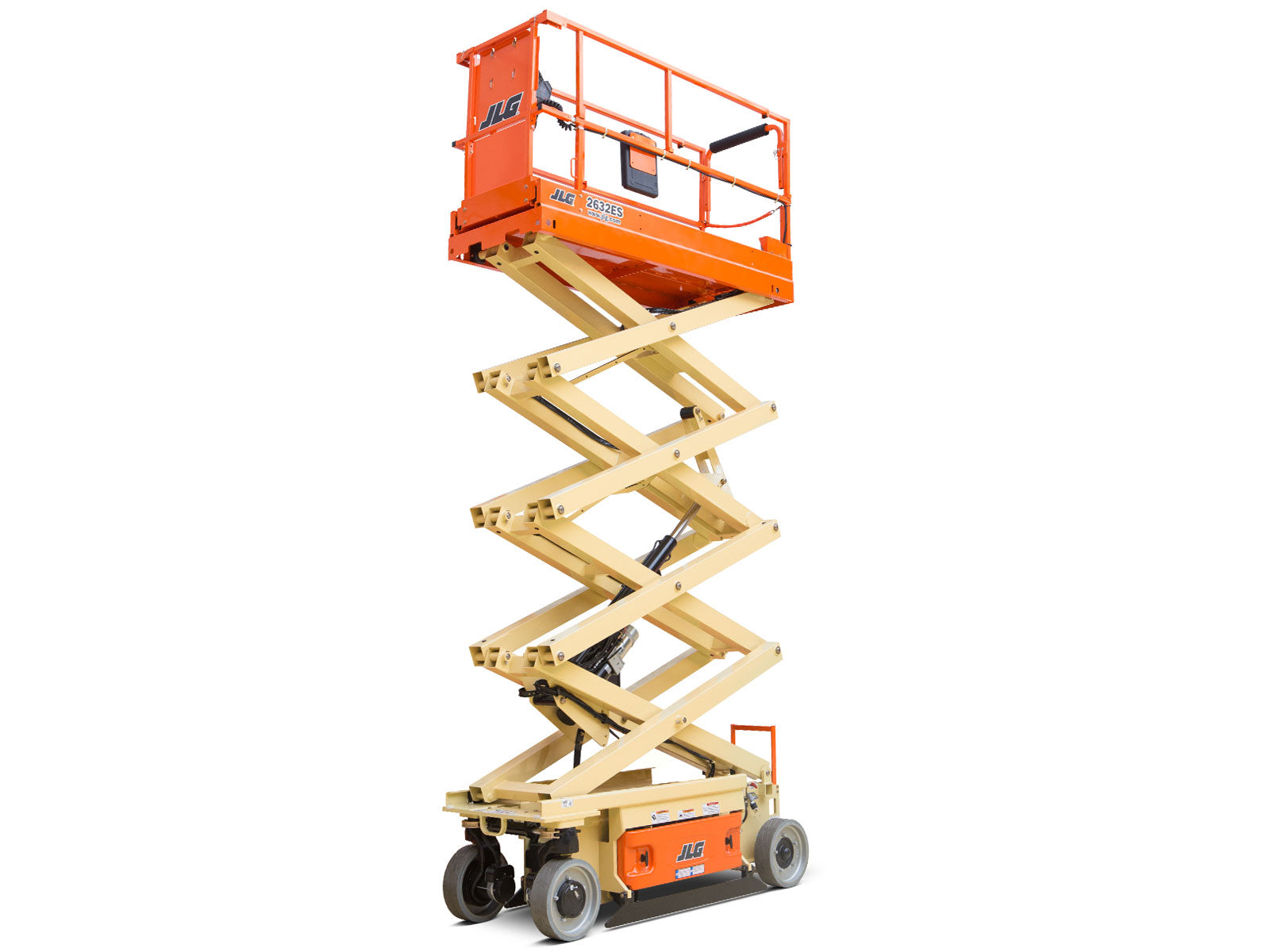 26ft Electric Scissor Lift