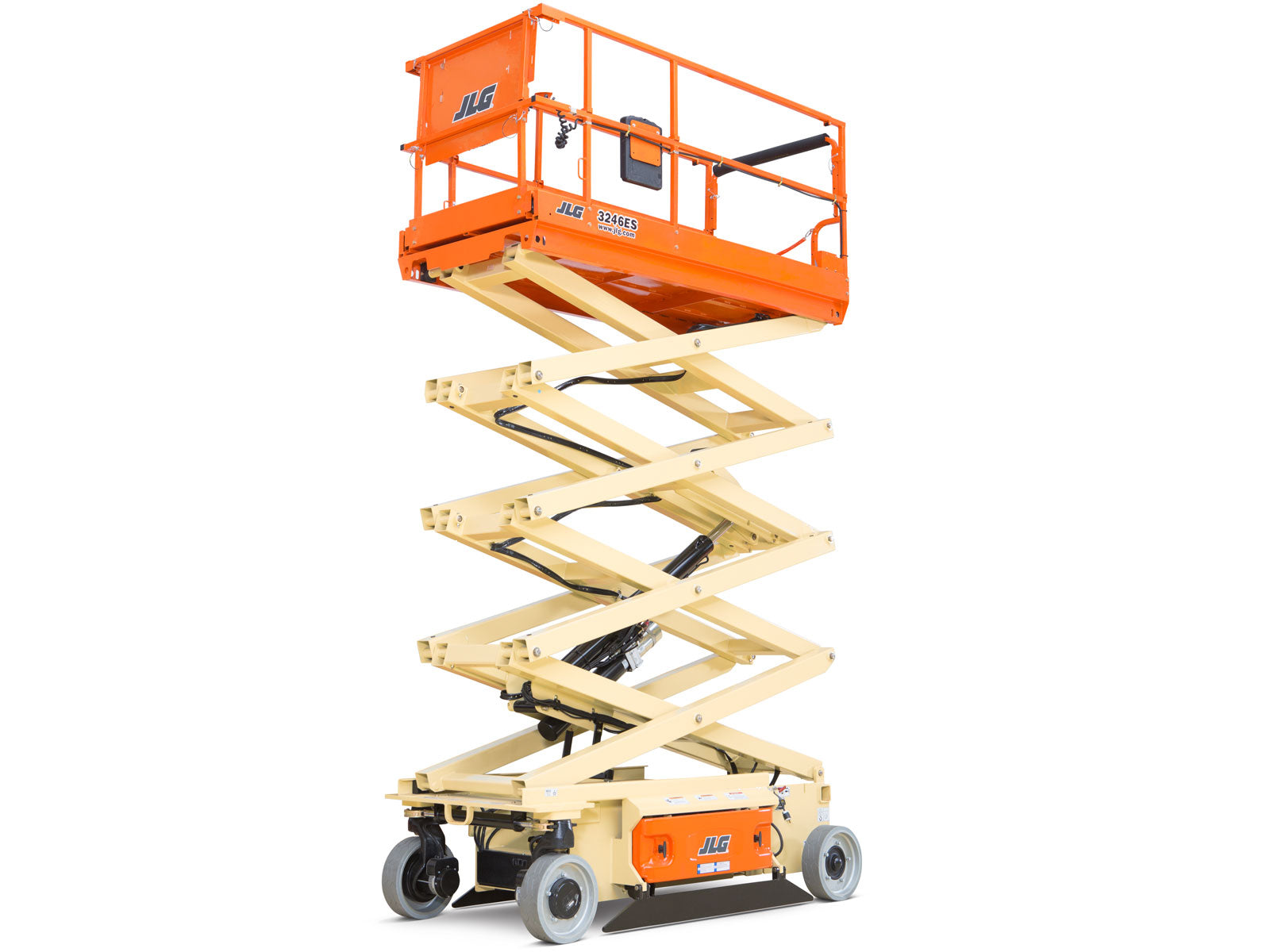 11.68m Electric Scissor Lift