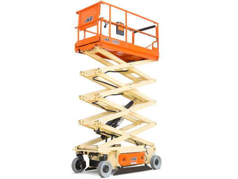 32ft Electric Scissor Lift