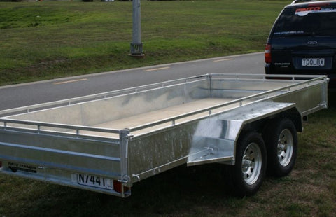 Tandem Trailer (3m)-Total Hire