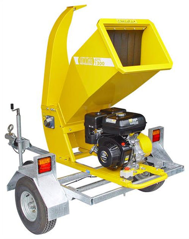 "4"" Chipper-Total Hire"
