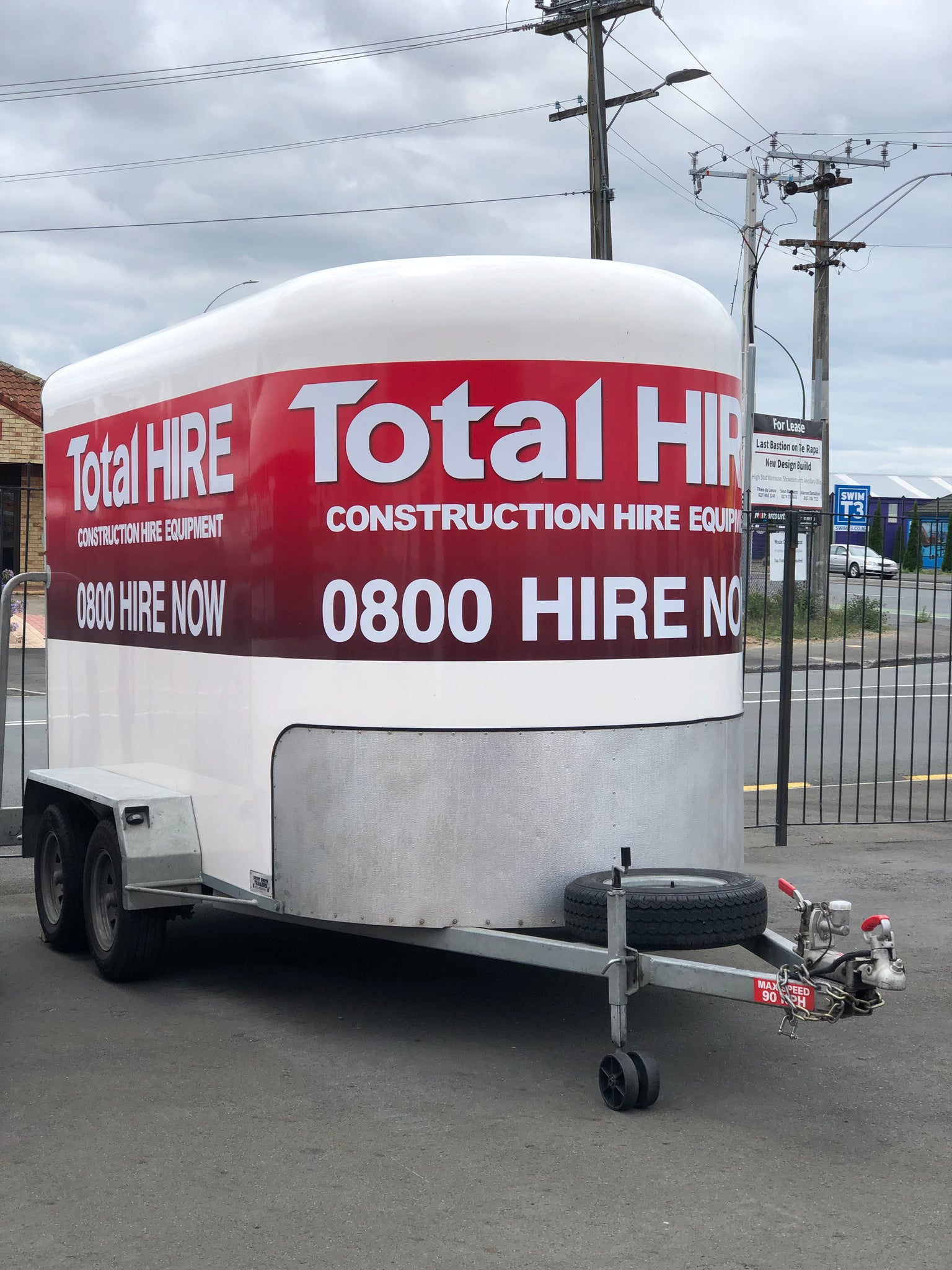 Large Furniture Trailer