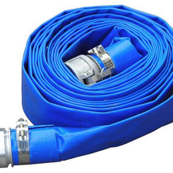 Lay Flat Delivery Hose 10cm C/w Camlocks