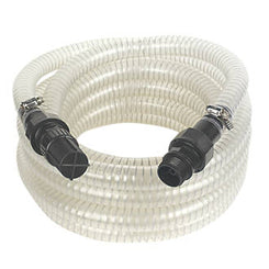 Suction Hose 6m with Strainer Fitted