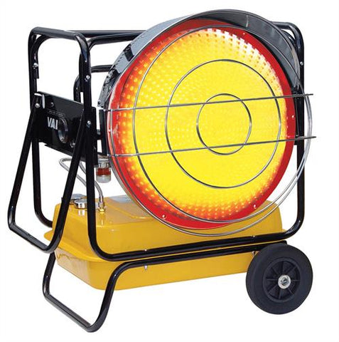 Infra-red Diesel Heater-Total Hire
