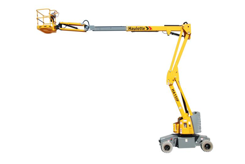 13.71m Electric Boom Lift