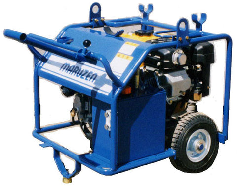 Hydraulic Power Pack C/w 23kg Breaker-Total Hire